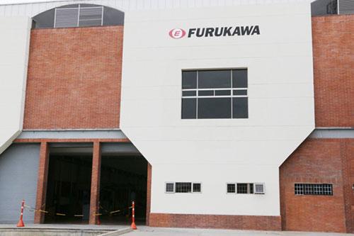 Furukawa planta colombia