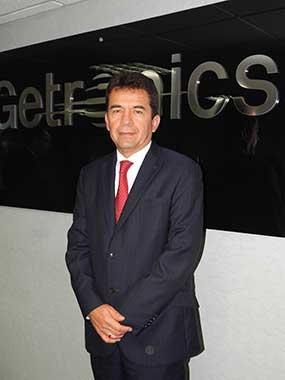 Alberto Granados, Getronics Colombia