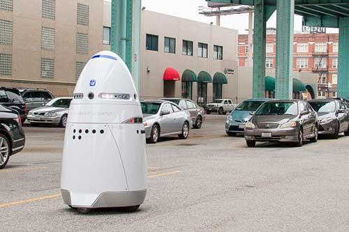 Knightscope Robot