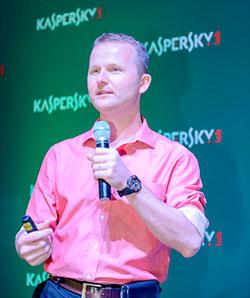 Dmitry Bestuzhev, Kaspersky Lab