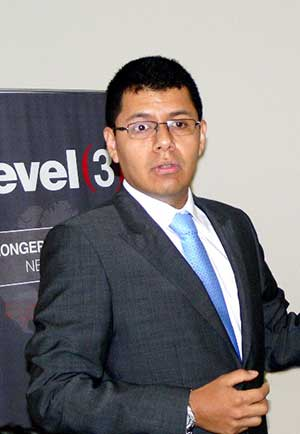 Rubén Gutiérrez, Level 3