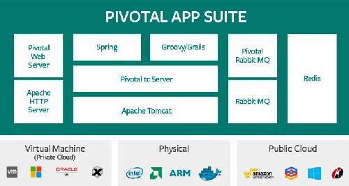 Pivotal Java