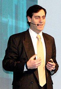 Santiago Bilinkis, Telefónica