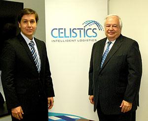 José Antonio Ríos y Luis Jara, Celistics