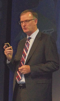 David Goulden, EMC Information Infrastructure
