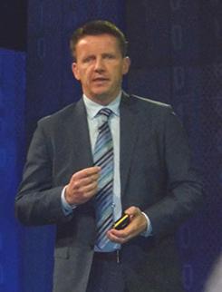 Jeremy Burton, EMC Information Infrastructure