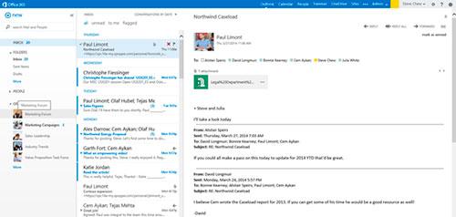 Microsoft Outlook Web