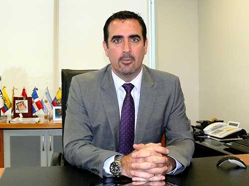 José Antonio del Río, SAP Perú