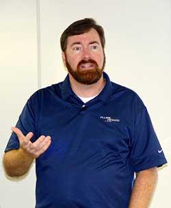 Jim Davis, Fluke Networks