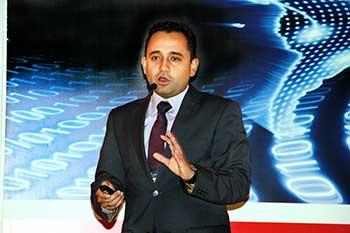 Luis Fernando Cardona, gerente de Negocios Internacionales de Choucair Testing.