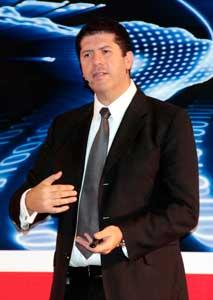 Daniel Cornejo, Datacenter Product Sales Specialist Perú & Bolivia de Cisco.