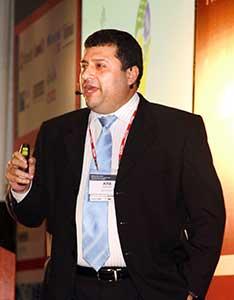 José Mendoza, gerente de arquitectura de SSA Sistemas del Perú.