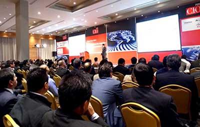 Foto de sala en I foro CIO Perú, continuidad del negocio