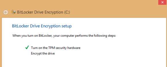 Microsoft BitLocker