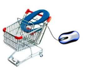 Carritos de compra, comercio electrónico