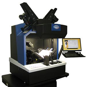 Robot escaneo libros MEB