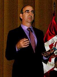 SIC3RAC, Peter DiPrete