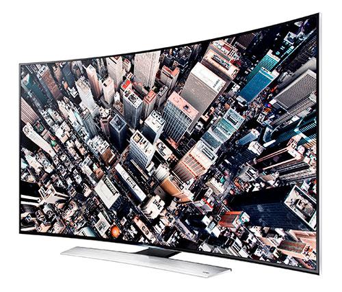 Samsung TV UHD Curvo