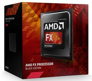AMD octavore serie FX