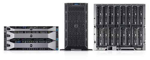 Dell PowerEdge Servidores