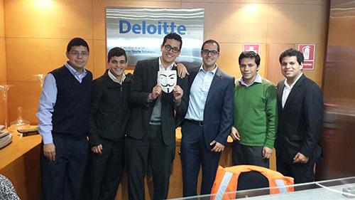 Deloitte Perú CyberLympics