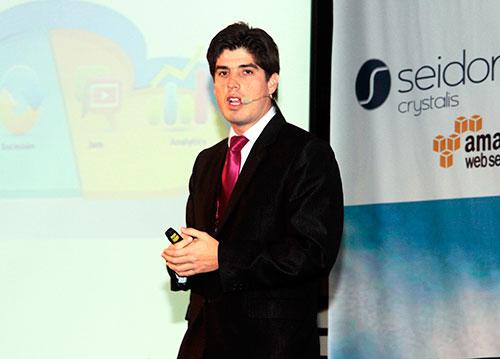 Foro CIO Perú Cloud Computing Rodrigo Salgado SAP