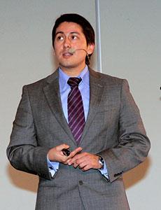 Foro CIO Perú cloud computing, Seidor Carlos Anchante