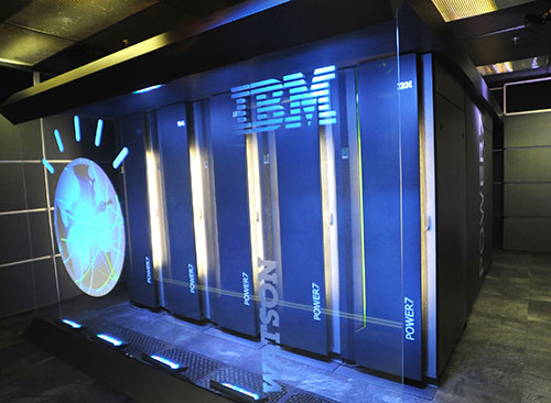 IBM Watson Discovery Advisor