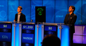IBM Watson Discovery Advisor Leopardy
