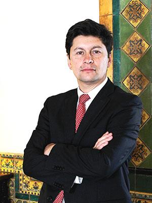 Carlos Neira,  Intel Cono Norte