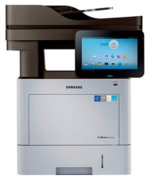 Impresoras multifuncionales Samsung