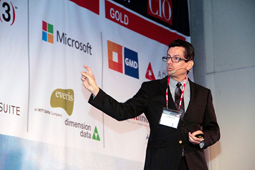 Foro CIO Peru Cloud Computing Gonzalo Jourde Microsoft
