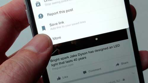 Informe Tips Facebook 2 9 consejos de Facebook para Android e iOS