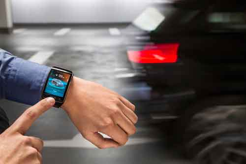 BMW Remote Valet Parking Assistant i3