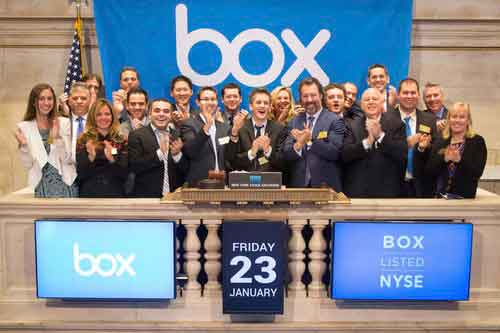 Box IPO, Aaron Levie