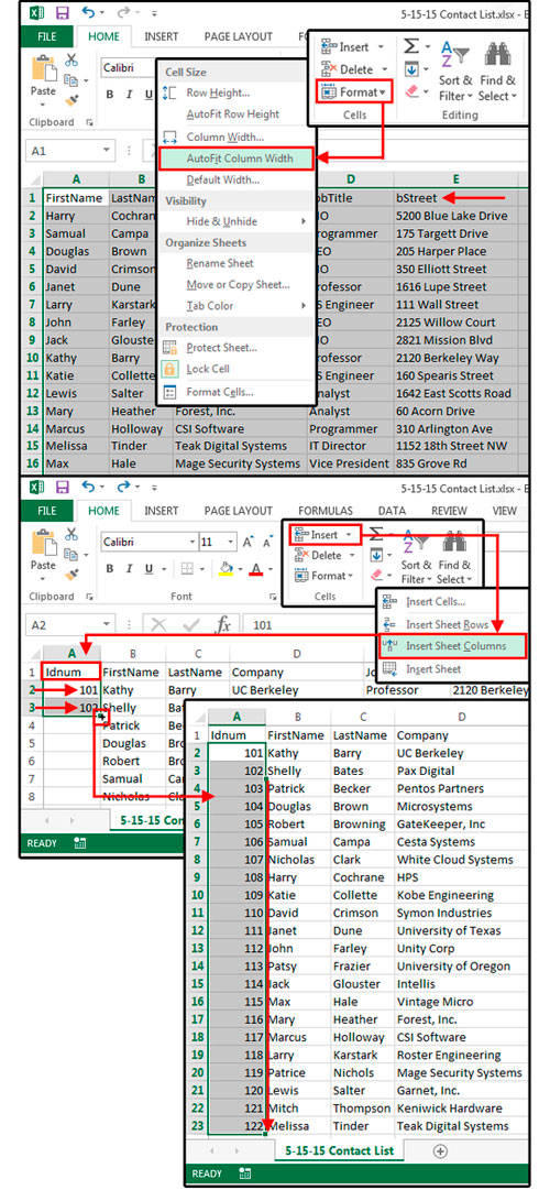 Mail Merge Excel Outlook