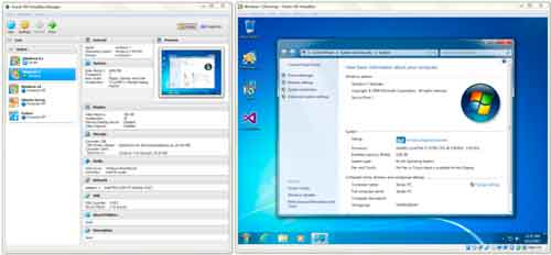 VirtualBox 5.0 vs VMware Workstation 11