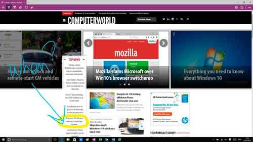 Informe Edge 2 Microsoft Edge: ¿Está listo para los negocios?