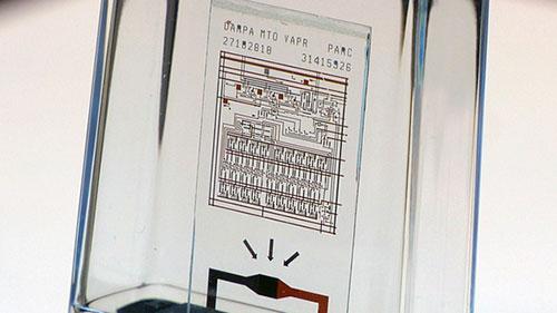 Xerox Parc Chip 1 Nuevo chip de Xerox PARC se autodestruirá en 10 segundos