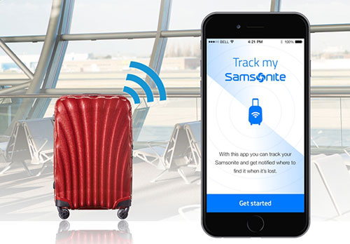 Samsonite Track&Go