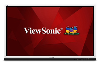 ViewSonic Display CDE-5561T.