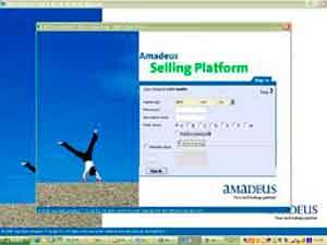 amadeus selling platform connect