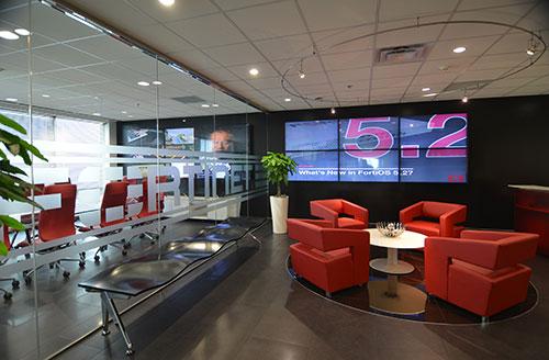 fortinet nuevas oficinas florida