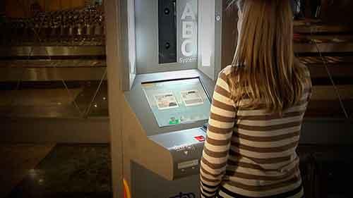 indra sistema biométrico