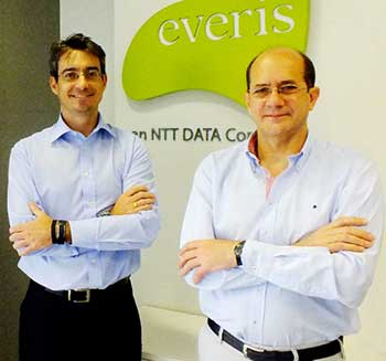 josé ortega, francisco noblejas, everis bpo