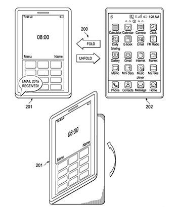 patente sap dispositivo móvil
