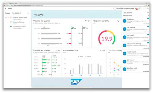 sap cloud for planning