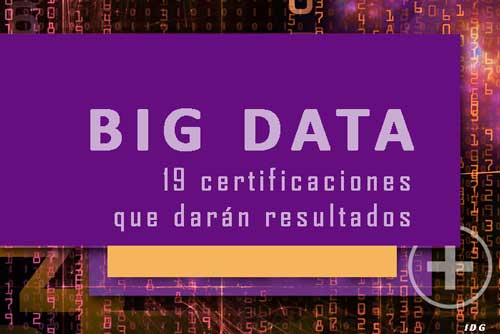 certificaciones big data