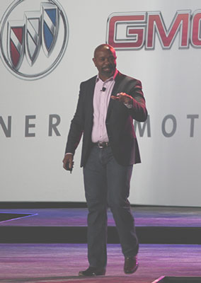 charles thomas, general motors, teradata analytics universe