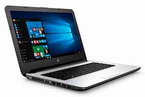 notebook hp, modelo 14-ac112la